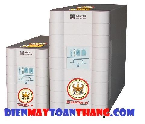 Bộ lưu điện UPS Santak online - dienmaytoanthang.com