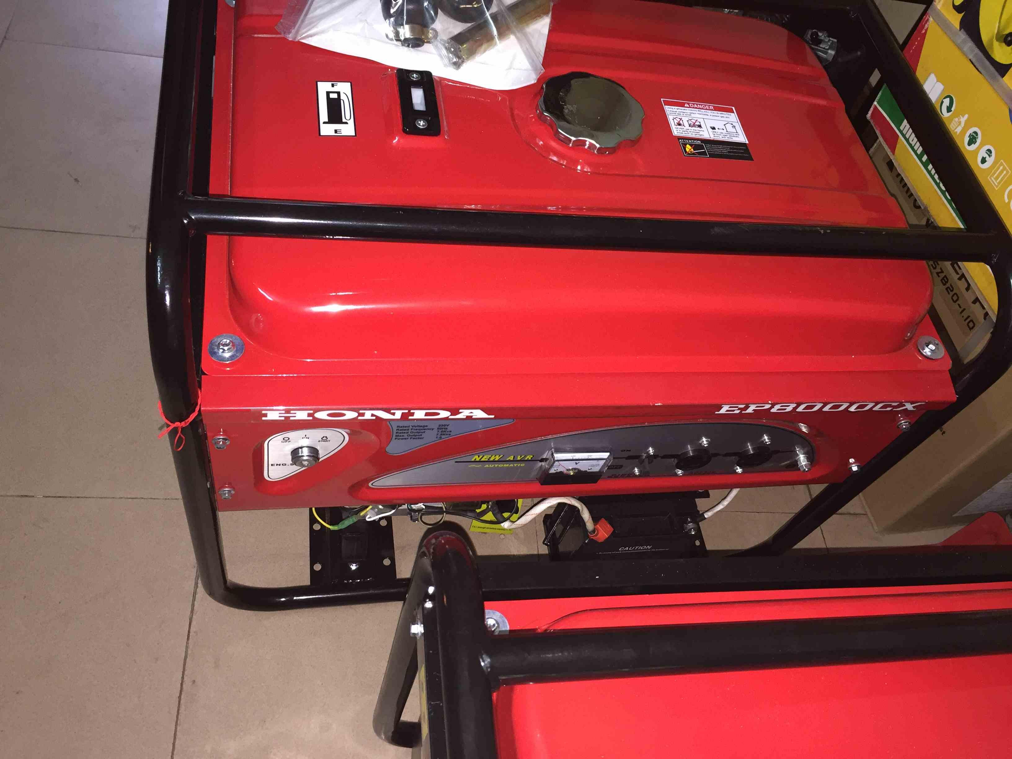 Máy phát điện Honda Ep8000CX - Dienmaytoanthang