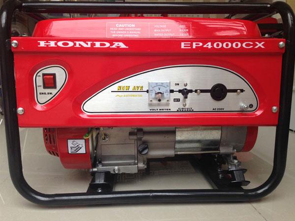 Máy phát điện Honda Ep4000CX - Dienmaytoanthang
