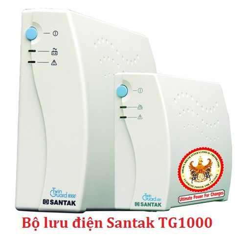 Hình ảnh Bộ lưu điện Santak TG1000 chất lượng cao tại Toàn Thắng