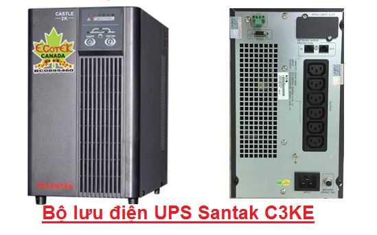 UPS Santak C3KE online - dienmaytoanthang