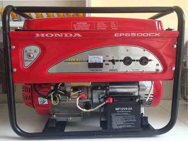 Máy phát điện Honda Ep6500CX - Dienmaytoanthang