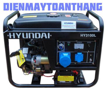 Máy phát điện xăng Hyundai HY3100L