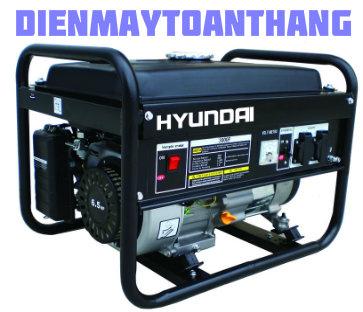 Máy phát điện xăng Hyundai HY12000LE-3