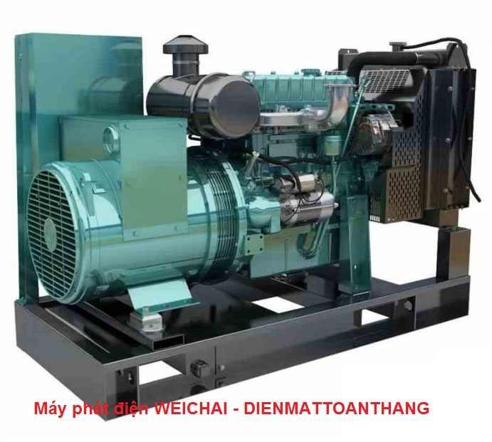 Máy phát điện WEICHAI WPG80 (80KVA) - dienmaytoanthang